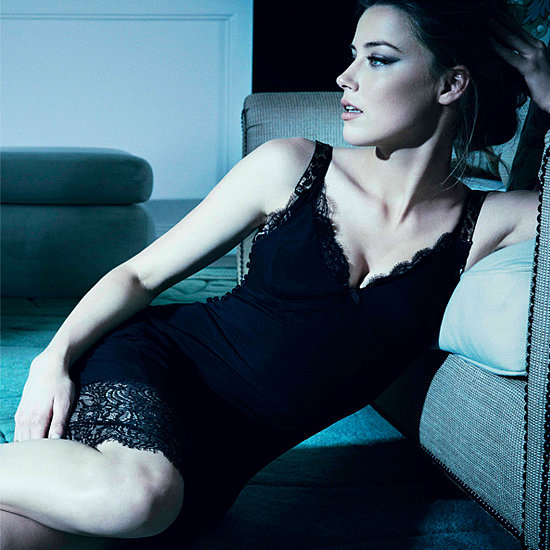 Amber Heard's Sultry Shoot for NET-A-PORTER