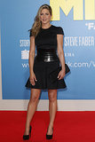 Jennifer Aniston turned up at the Berlin We're the Millers premiere in a sculpted Alexander McQueen LBD.