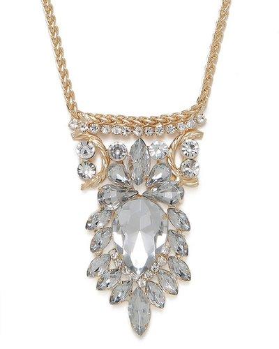Ice Selene Pendant Necklace