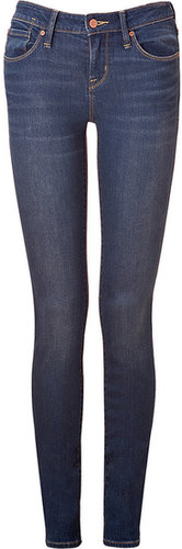 Marc by Marc Jacobs Blue Sammy Super Skinny Jeans