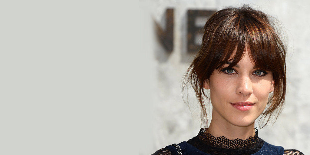 Alexa Chung Has Her Eye(ko) on the Prize