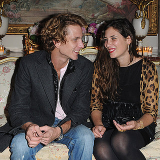 Andrea Casiraghi Pictures and Information