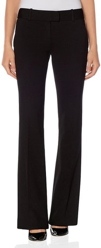 Ponte Tailored Flare Pants