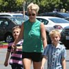 "Britney Spears at Toys""R""Us With Her Sons"