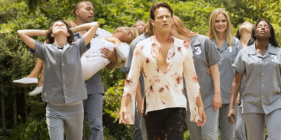 "True Blood GIF Recap of the Season Finale: ""Radioactive"""