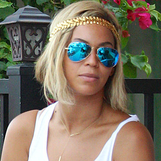 Celebrity Hair: Pictures Of Beyonce's New Bob