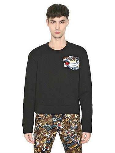 Kenzo - Neoprene Tiger Sweatshirt