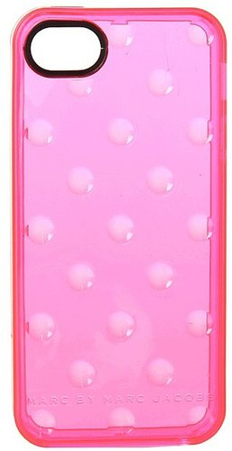 Marc by Marc Jacobs - Jelly Dots Phone Case for iPhone 5 (Diva Pink) - Electronics