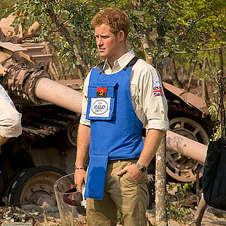 Prince Harry Visits Halo Trust in Mozambique | Pictures
