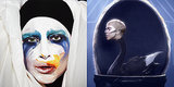 "Lady Gaga Is a Human Goose in Her ""Applause"" Video"