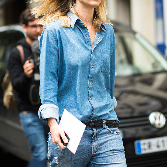 How to Wear Denim on Denim | Shopping