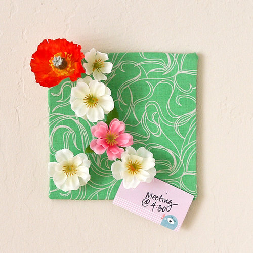 DIY Flower Push Pins