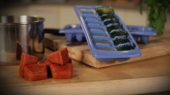 A Genius Way to Use an Ice Cube Tray
