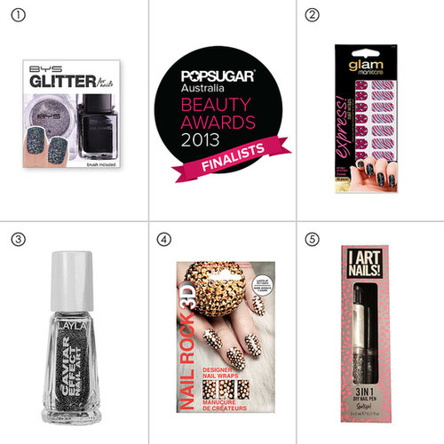 Best Nail Art or Applique POPSUGAR Australia Beauty Awards