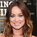 Feeling Blue? Olivia Wilde Lines Her Eyes in Cyan