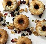 Snack Mix Doughnuts