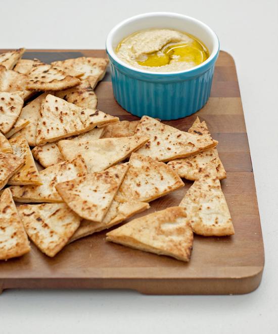 Pita Chip Recipe   POPSUGAR Food