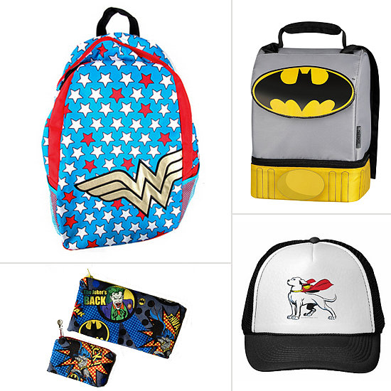 Back-to-School Finds For Your Little Superhero