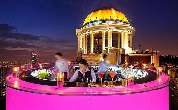 Sky Bar, Thailand
