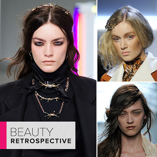 Look Back at the Best Runway Beauty Looks From Rodarte