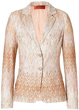 MISSONI Tonal Lurex Jacket