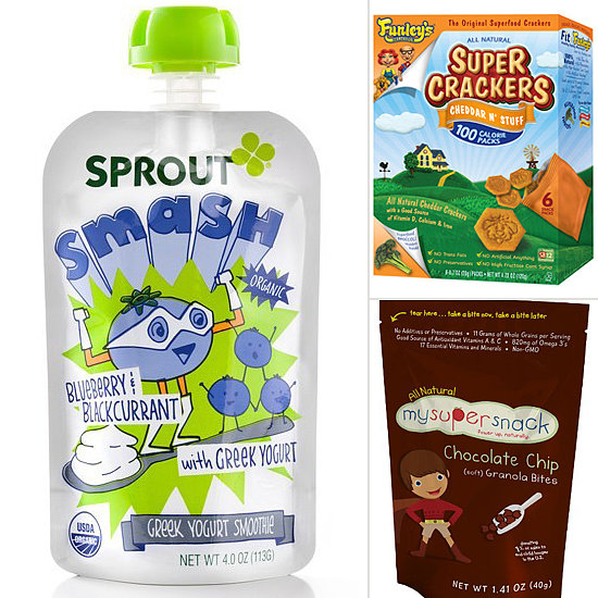 Super Snacks! 8 Healthy Store-Bought Snacks For Kids