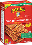Annie's Organic Graham Crackers