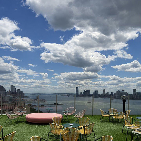 14 of the World's Hottest Rooftop Hangouts