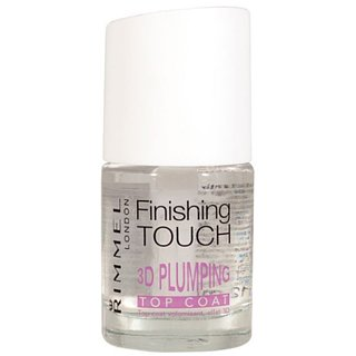 Plumping Nail Topcoat from Rimmel 3D Effect