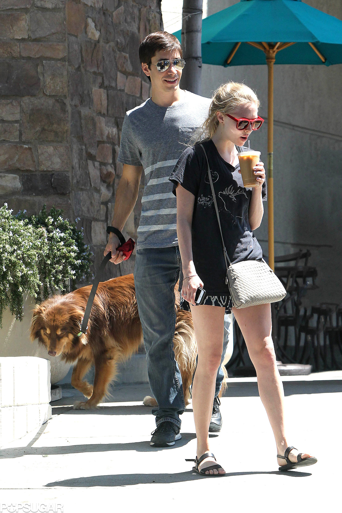 amanda seyfried dating 2013 Amanda seyfried has opened up about her had fears she had a brain tumor the newsroom star thomas sadoski after just six months of dating.