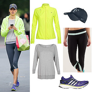 Get the Look: Karolina Kurkova Workout Style