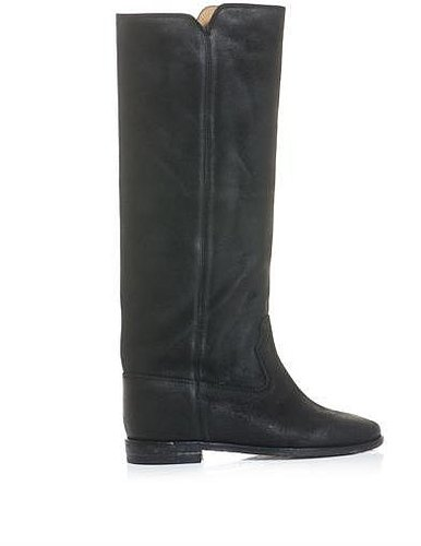Isabel Marant Cleave high-wedge boots