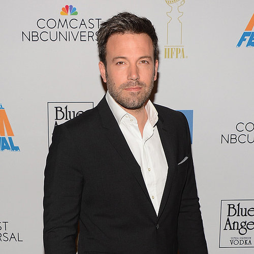 Ben Affleck Cast is Batman in Man of Steel Sequel