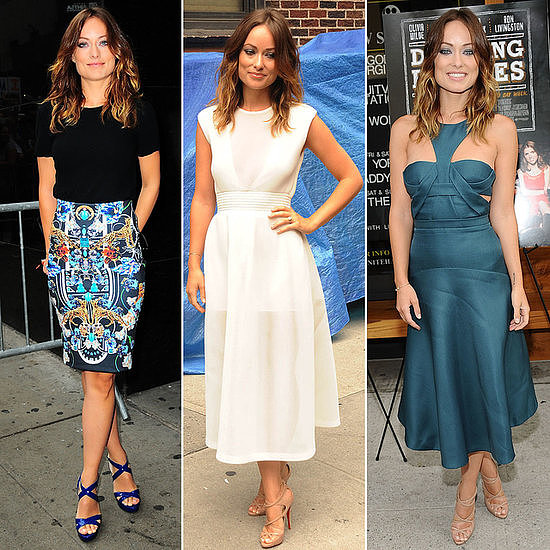 Week in Chic: Olivia Wilde