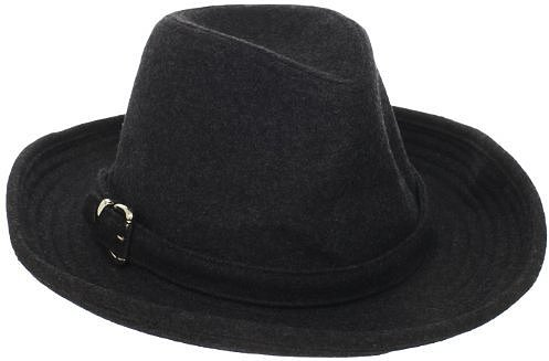 San Diego Hat Women's Wide Fedora