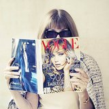 Anna Wintour wants you to read the September issue. Source: Instagram user VogueMagazine