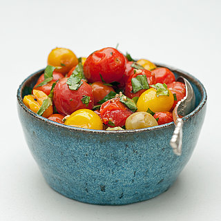 Roasted Tomatoes With Herbs Recipe