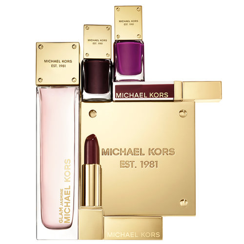 Michael Kors Makeup and Perfume Collection