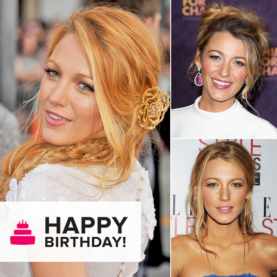 Happy Birthday, Blake Lively! See 10 of Her Top Beauty Looks