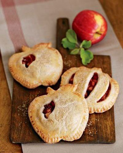 Apple-Cranberry Pocket Pies