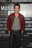 Miles Teller stepped out for the MTV VMAs in Brooklyn.