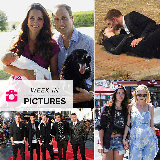 The Week in Pictures: The Royal Portrait, Rob's Steamy Kisses, One Direction Movie & More!
