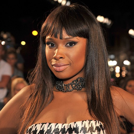 Jennifer Hudson Hair and Makeup at VMAs 2013