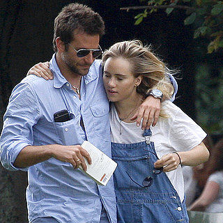 Bradley Cooper and Suki Waterhouse in Paris