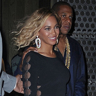 Beyonce Wears Wavy Hair For a Date Night With Jay Z