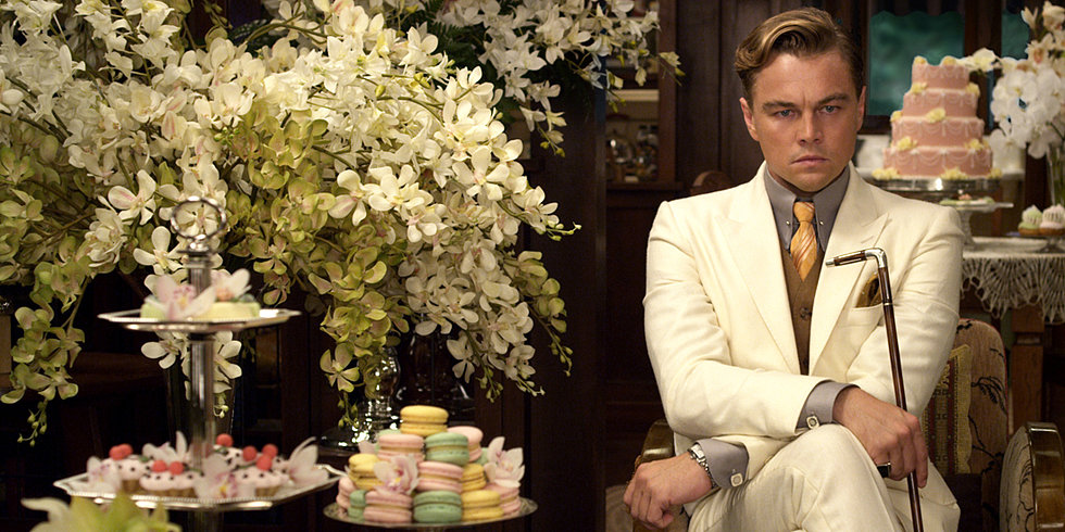 Exclusive: Leo Talks About The Great Gatsby's Fashion!
