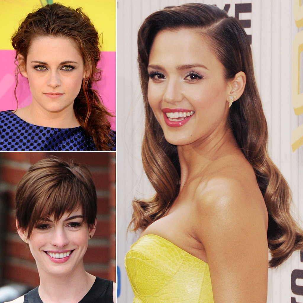 The 10 Best Brunettes in Hollywood Right Now
