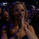 Celebrity Audience Reactions at 2013 MTV VMAs