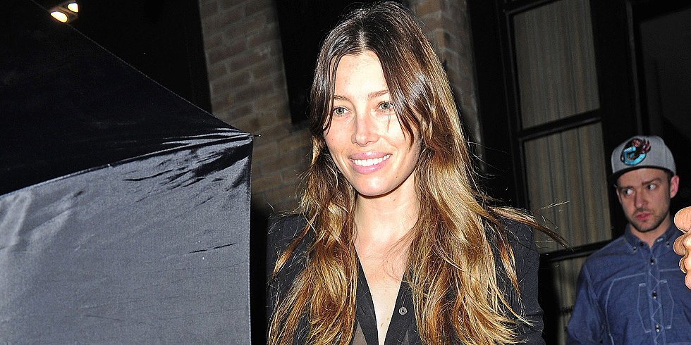 Jessica Biel and Justin Timberlake Celebrate One on One During a Date Night