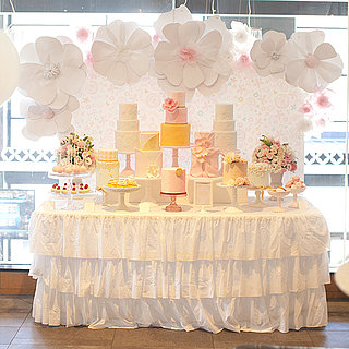Flower Birthday Party With Pretty Cake Ideas